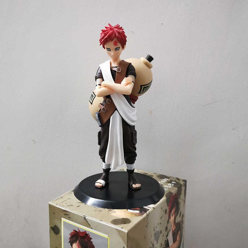 Figura Gaara Naruto Anime Brazos Cruzados