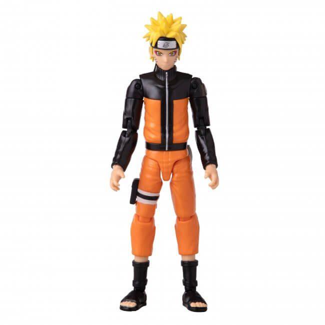 Figura Uzumaki Naruto Modo Sennin Bandai Naruto Anime