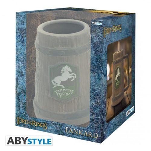 Mug Prancy Poney AbyStyle Señor de los Anillos Fantasía 3D