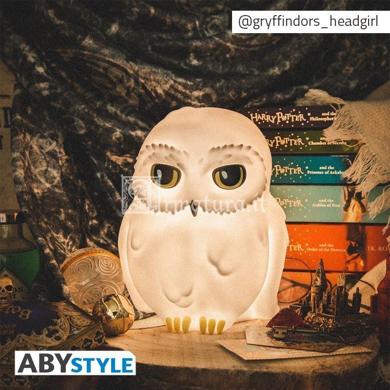 Lampara Hedwing AbyStyle Harry Potter Fantasía
