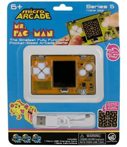 Arcade Micro Super Impulse Ms. Pacman Videojuegos