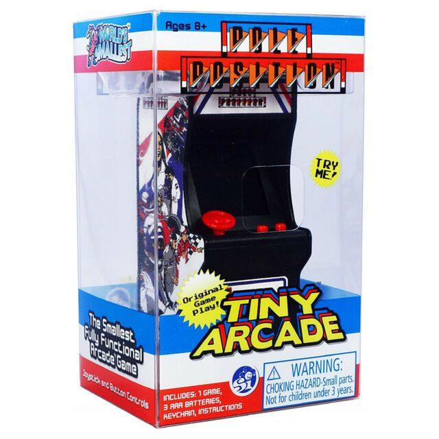 Arcade Mini Super Impulse Videojuegos