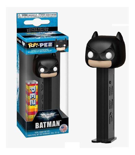 Dispensador de Dulces Batman: The Dark Knight Funko Pop DC Comics Pez