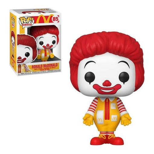 Figura Ronald Mc Donald Funko Pop Iconos