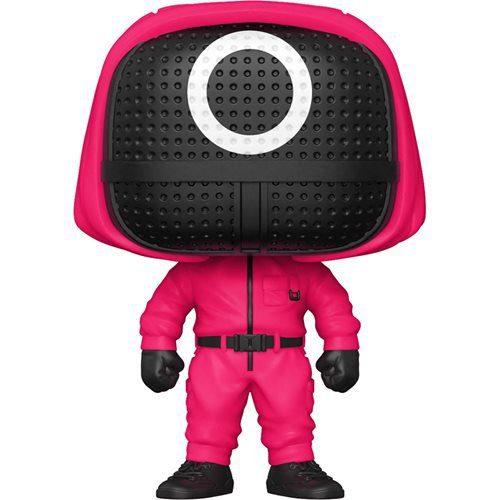 Figura Trabajador Enmascarado Funko Pop El Juego del Calamar Series (Pre-Venta Llegada Aproximada Abril - Mayo 2022)