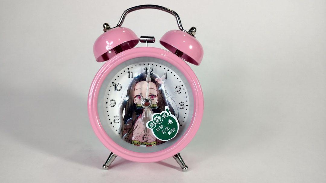 Reloj Despertador Nezuko Kamado Pt Kimetsu No Yaiba Anime