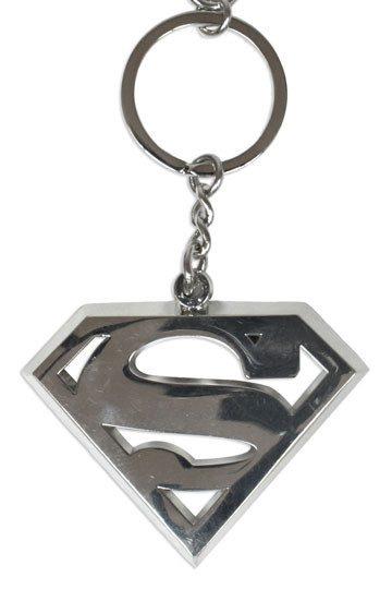 Llavero Metalico Superman PT DC Comics