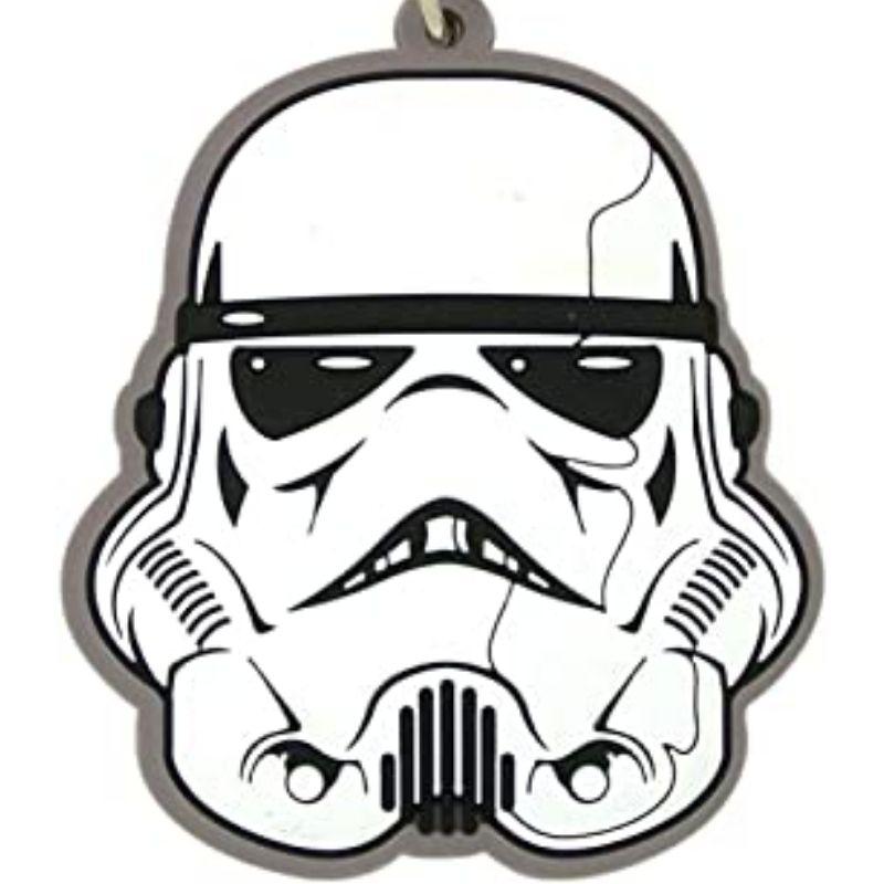 Llavero Goma StormTrooper Star Wars
