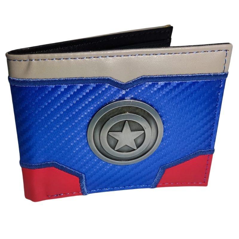 Billetera Capitan America PT Marvel