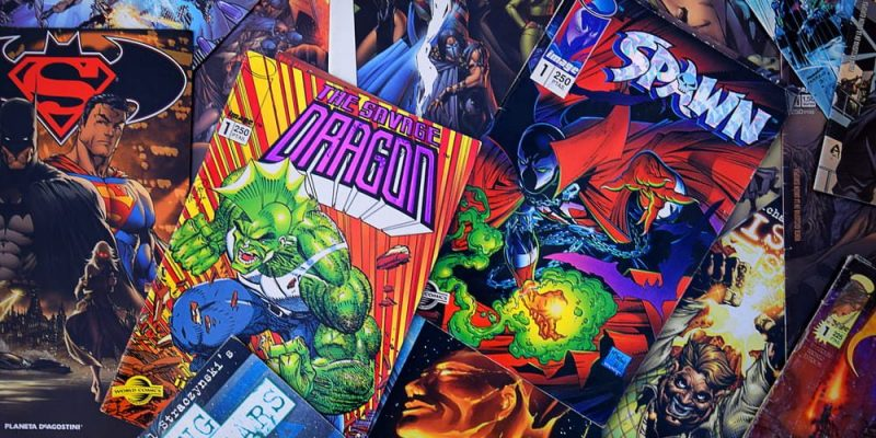 Revistillas Varias Comics