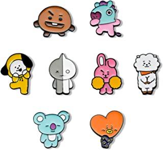 Pin Bts Personajes Varios TooGeek Musica Color